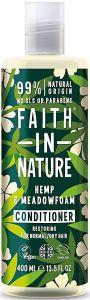 Faith in Nature Restoring Conditioner Hemp & Meadowfoam (400mL)