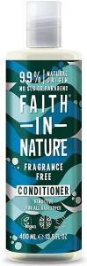 Faith in Nature Fragnance Free Conditioner Sensitive (400mL)