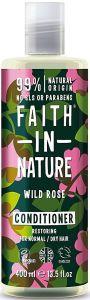 Faith in Nature Restoring Conditioner Wild Rose (400mL)