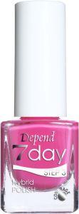 Depend 7 Day Hybrid Polish (5mL) 70069 Pop Up Pink