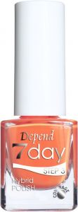 Depend 7 Day Hybrid Polish (5mL) 70071 Catchy Coral