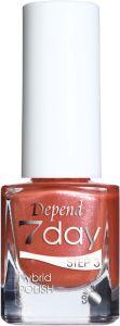 Depend 7 Day Hybrid Polish (5mL) 7238 You Glow Girl