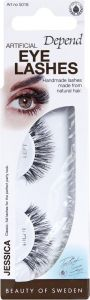 Depend Artificial Eye Lashes Jessica + Glue
