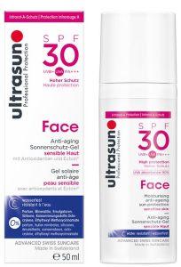 Ultrasun Sun Protection Gel Extreme SPF50 (100mL)