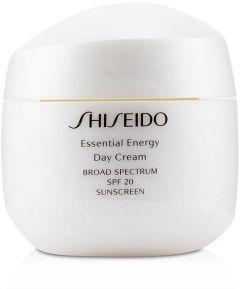 Shiseido Essential Energy Moisturizing Day Cream SPF20 (50mL)