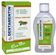 Dentamentin Eco-Bio Mouthwash Mint & Liquorice (300mL)