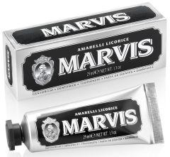 Marvis Toothpaste Amarelli Licorice Mint (25mL)