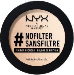 NYX Professional Makeup Nofilter Finishing Powder (9,6g)
