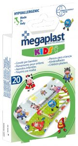 Megaplast Children Plasters (20pcs)
