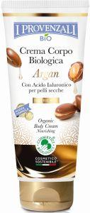 I Provenzali Argan Organic Body Cream (200mL)