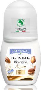 I Provenzali Argan Organic Deo Roll-On (50mL)