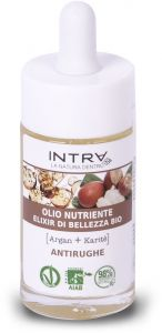 Intra Elixir Nourishing Oil of Biological Beauty Argan & Karitè (30mL)