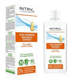 Intra Organic Sebum-Normalizing Oil-Shampoo (200mL)