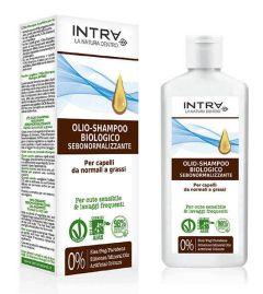 Intra Organic Nourishing Oil-Shampoo (200mL)