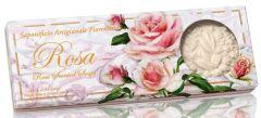 Fiorentino Gift Set Ischia Rose (3x125g)