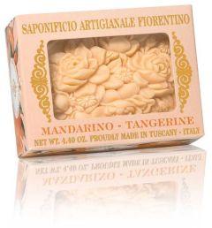 Fiorentino Soap Botticelli Mandarin (125g)