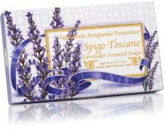 Fiorentino Gift Set Leonardo Lavendel (3x100g)