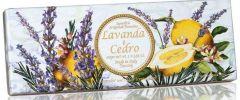 Fiorentino Gift Set Capri Lavender And Cedar (3x100g)