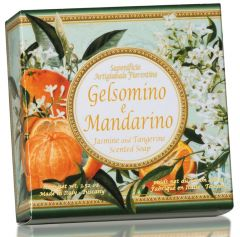 Fiorentino Soap Amalfi Jasmine and Tangerine (100g)