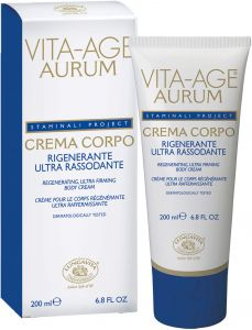 Bottega Di Lungavita Vita-Age Aurum Ultra Firming Body Cream (200mL)