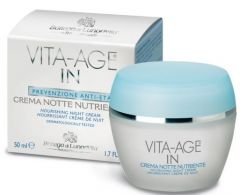 Bottega Di Lungavita Vita-Age In Nourishing Night Cream (50mL)