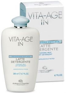 Bottega Di Lungavita Vita-Age In Cleansing Milk (200mL)