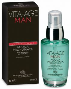 Bottega Di Lungavita Vita-Age Man Perfumed Water (50mL)