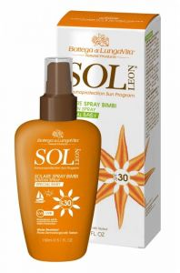 Bottega Di Lungavita Sol Sun Protection Spray Special Baby SPF30 (150mL)