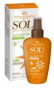 Bottega Di Lungavita Sol Protection Spray Special Baby SPF50 (150mL)