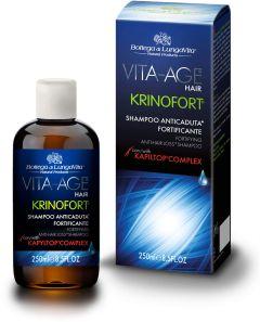 Bottega Di Lungavita Vita-Age Krinofort Shampoo (250mL)