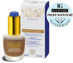Bottega Di Lungavita Vita-Age Aurum Self Tanning Drops (30mL)