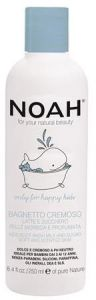 Noah Kids Creamy Shower Lotion (250mL)