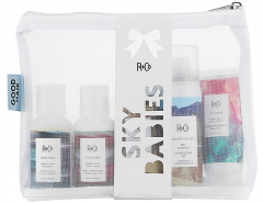 R+Co Sky Babies Travel Essentials Holiday Kit