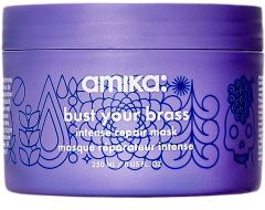Amika Bust Your Brass Cool Blonde Mask (250mL)