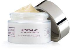 Aroms Natur Revital-c Light+moisturizer Revitalizing Day Cream (50mL)