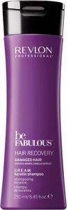 Revlon Professional Be Fabulous Hair Recovery C.R.E.A.M. Shampoo (250mL)