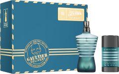 Jean Paul Gaultier Le Male EDT (75mL) + Deostick (75mL)