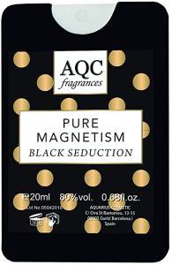 AQC Fragrances Pure Magnetism Black Seduction (20mL)