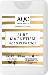 AQC Fragrances Pure Magnetism Gold Elegance (20mL)