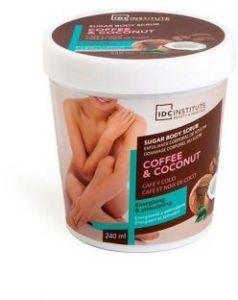 IDC Sugar Body Scrub Idc Institute With Coffee And Coconut C (240mL)