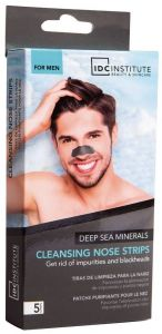 IDC Men Cleansing Nose Strips (5pcs)