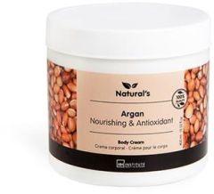 IDC Institute Natural's Body Cream With Argan Oil (400mL)