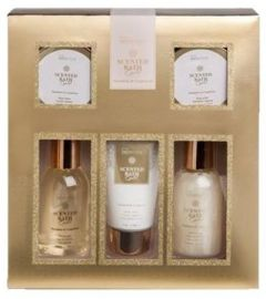 IDC Institute Scented Bath Gold Box (5pcs)
