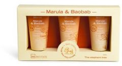 IDC Institute Marula&Baobab Box (3pcs)