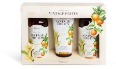 IDC Institute Vintage Fruits Box (3pcs)
