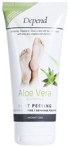 Depend Foot Peeling Aloe Vera (75mL)