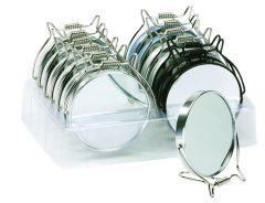 Casuelle Mirror Regular and 3X Magnifying Ø 9 cm
