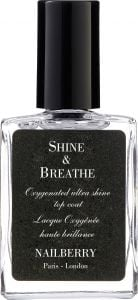 Nailberry Shine & Breathe (15mL)