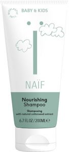 Naïf Nourishing Shampoo with Natural Cottonseed Extract (200mL)