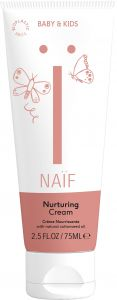 Naïf Nurturing Cream with Natural Cottonseed Oil (75mL)